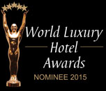 World Luxury Hotel Awards Nominee 2015