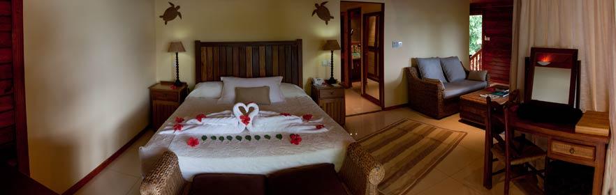 Tortoise suite master bedroom
